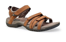 Teva Tirra Leather Women's rust